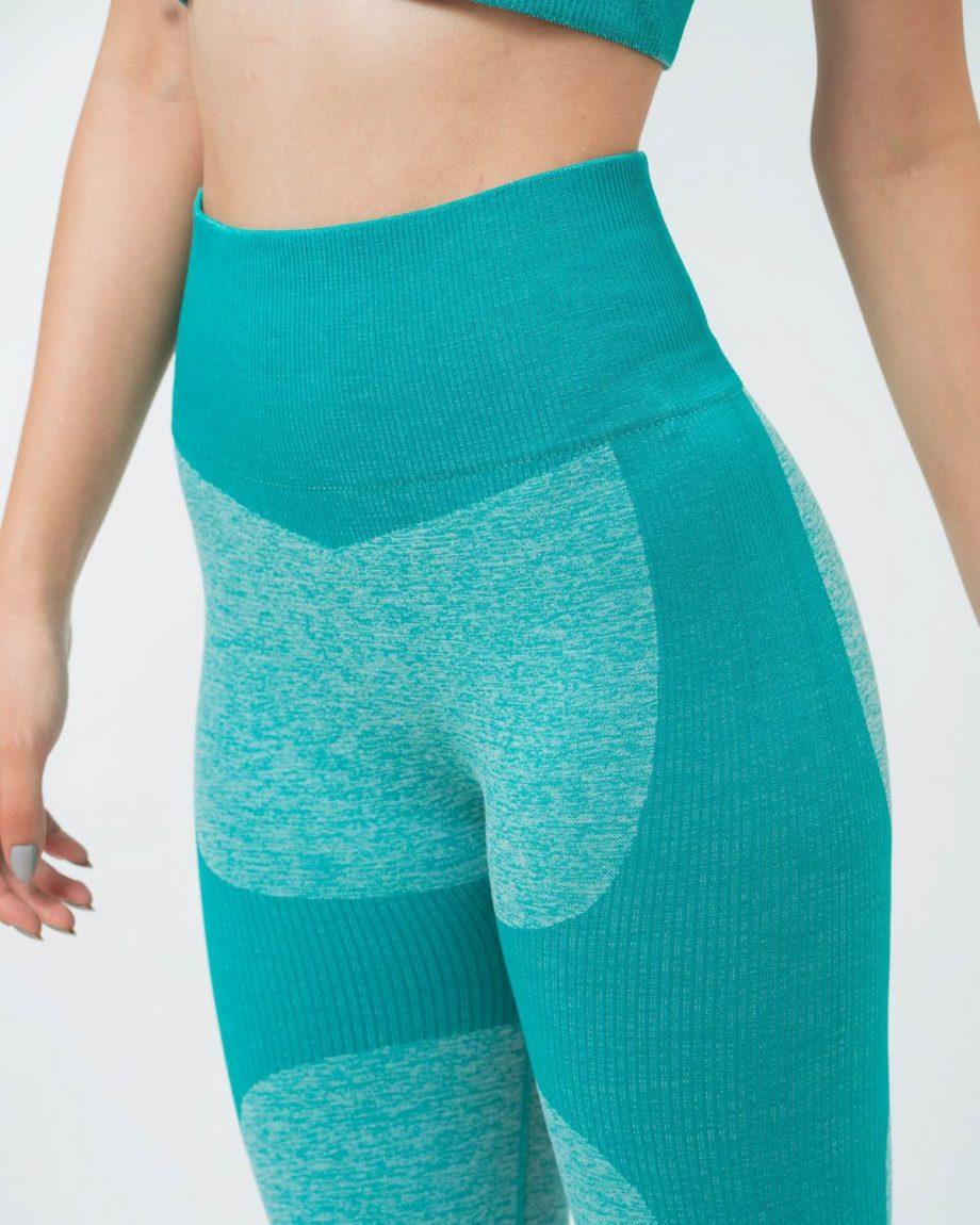 leggins deportivos cintura alta