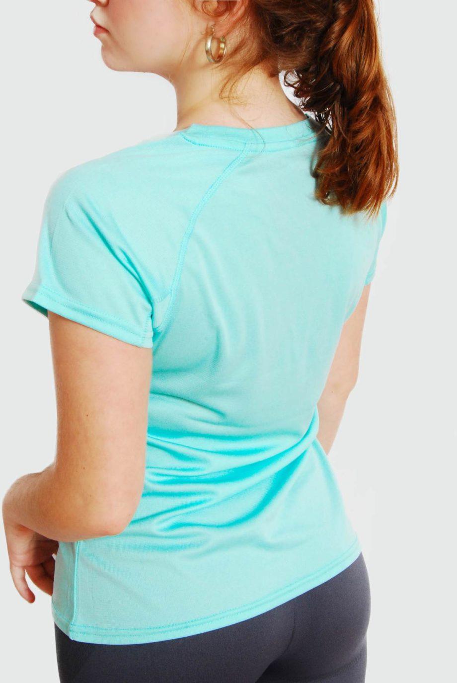 Camiseta deportiva mujer
