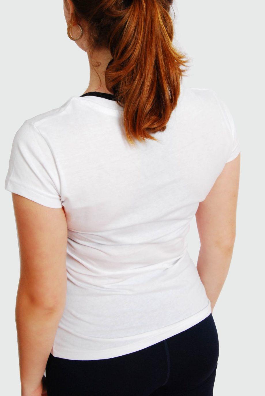camiseta básica mujer