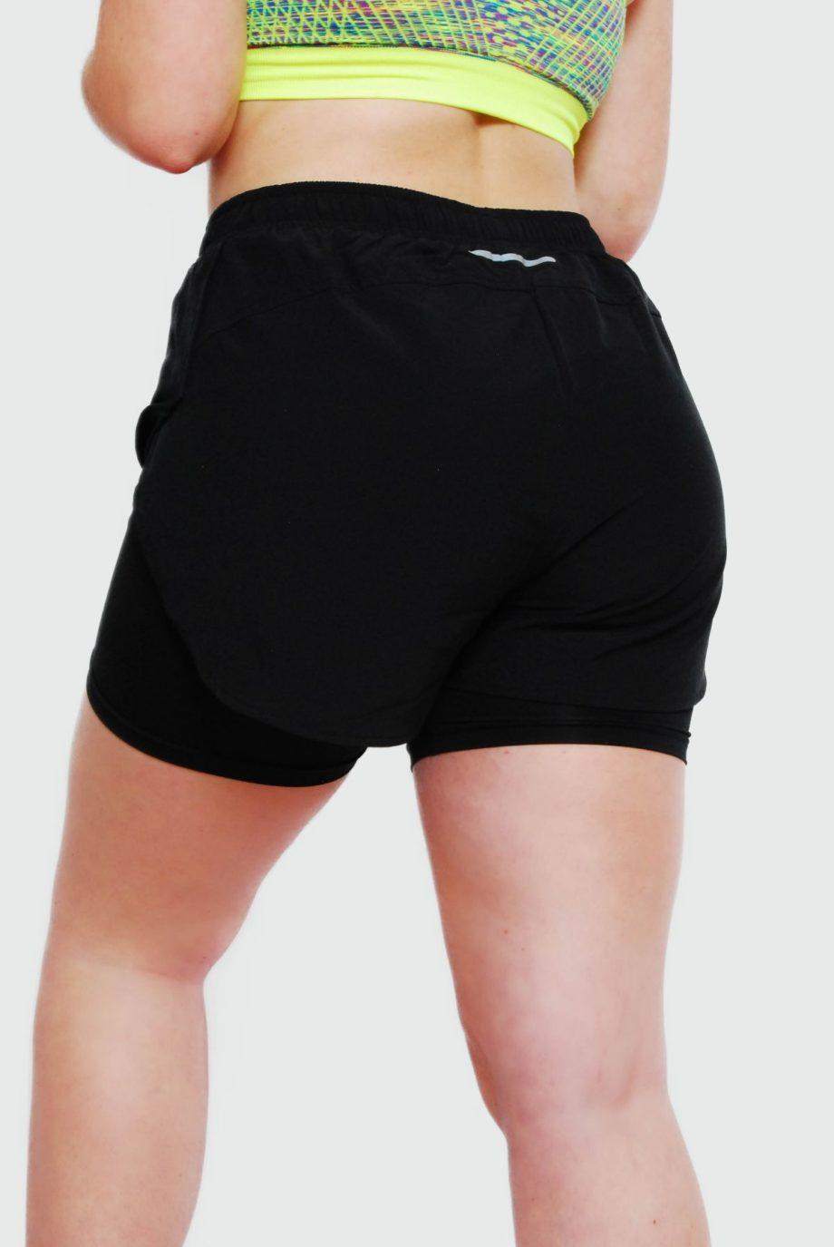 pantalón corto deporte mujer