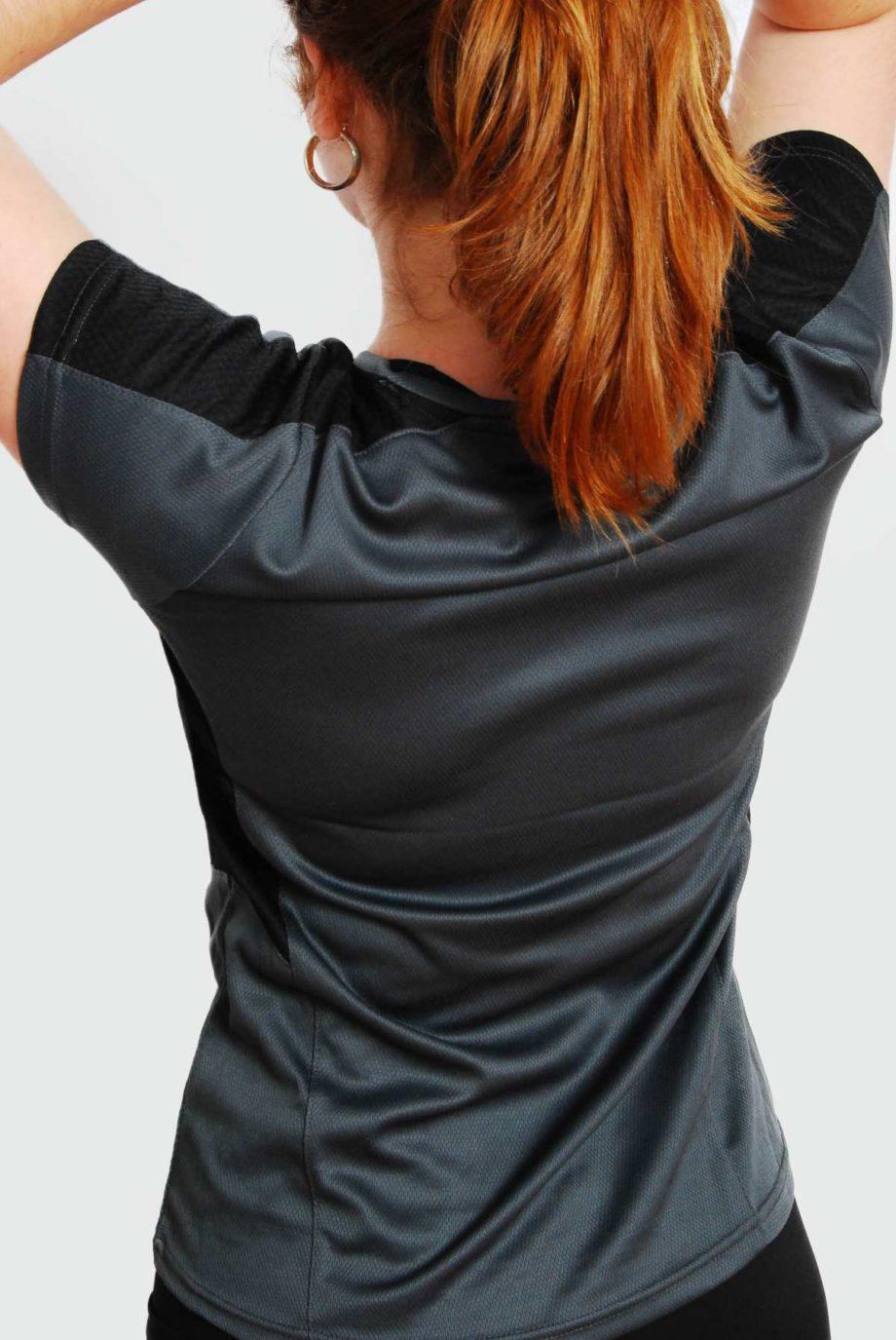 Camiseta running mujer