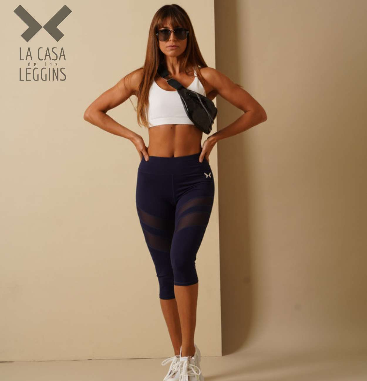 Look Deportivo Mujer Gym