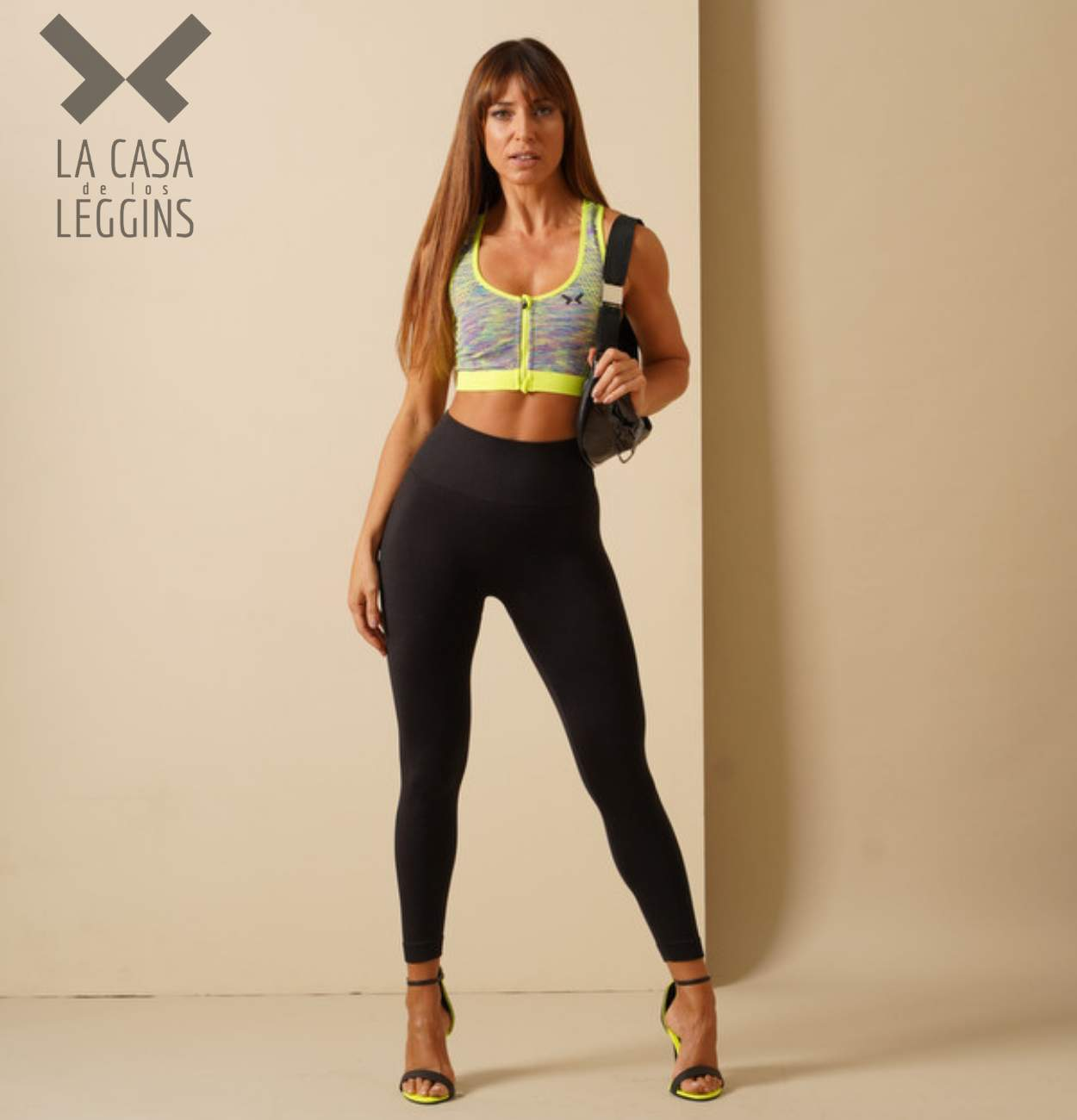 Look deportivo fashion mujer