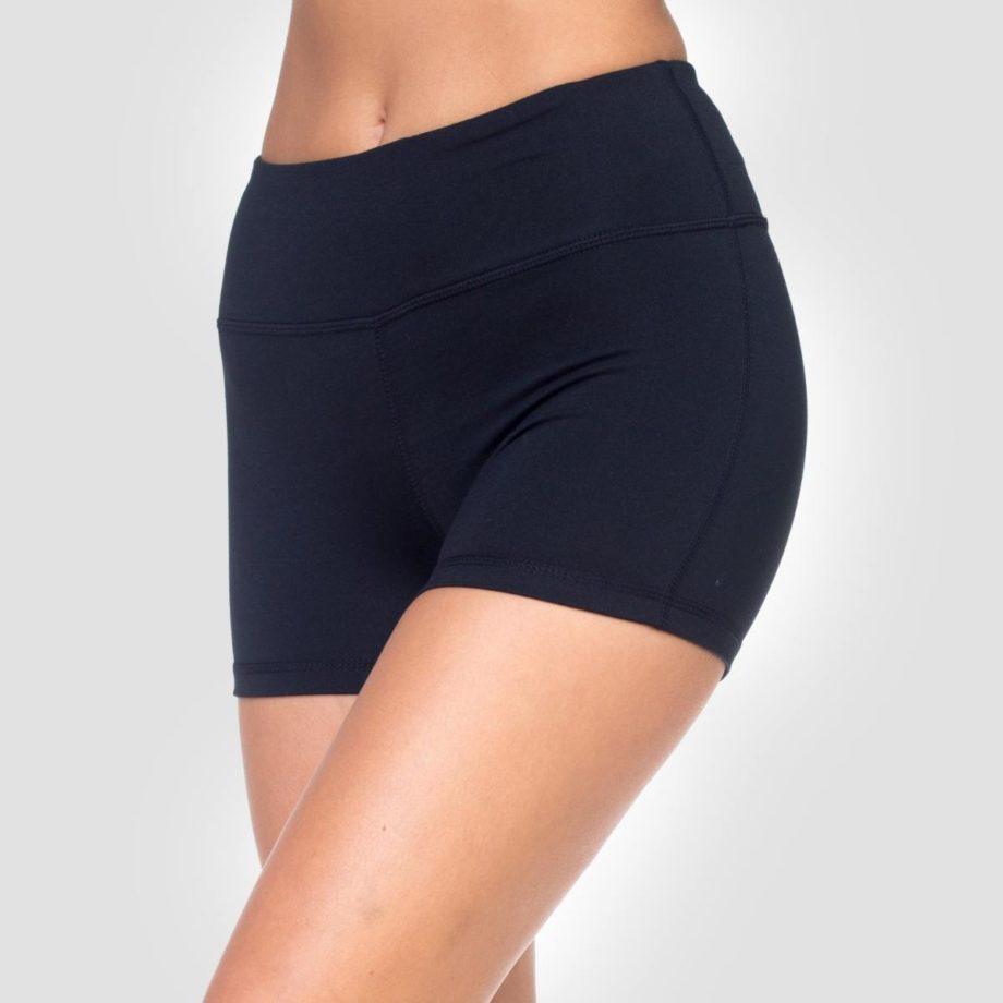 Short Deportivo Yoga Mujer